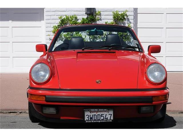 1988 Porsche 911 Carrera | 816702
