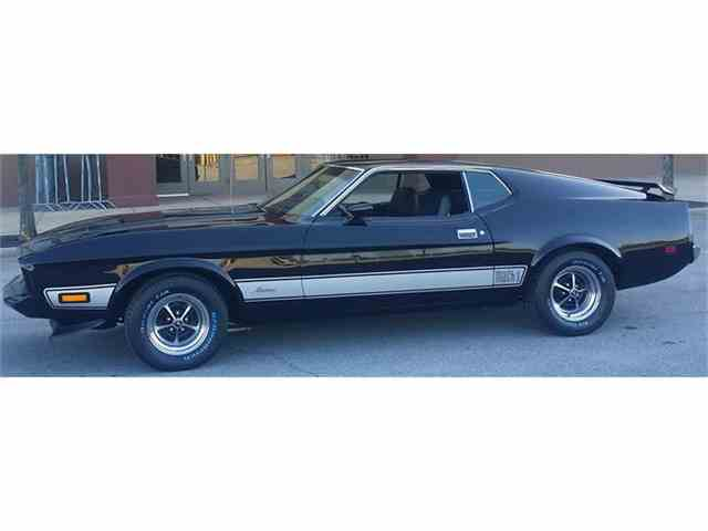 1973 Ford Mustang Mach 1 | 816707