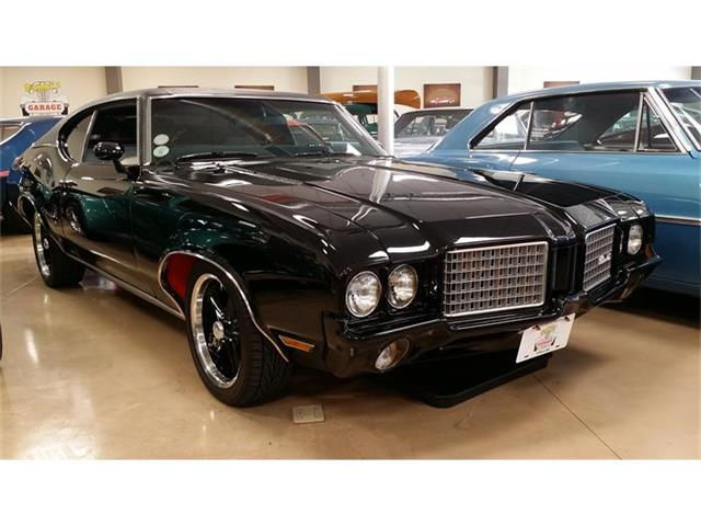 1972 Oldsmobile Cutlass | 816710