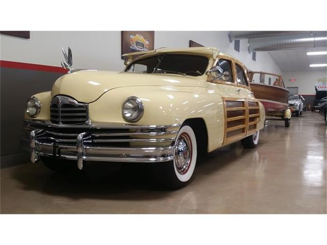 1950 Packard Woody Wagon | 816712