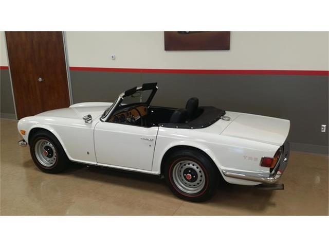 1969 Triumph TR6 | 816722