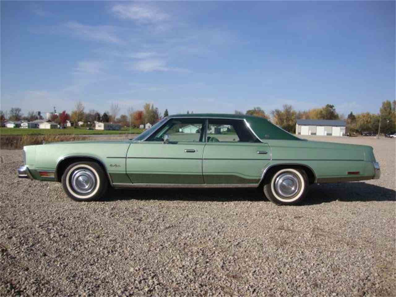Large Picture of '78 New Yorker - $9,450.00 Offered by Gesswein Motors - HI6U