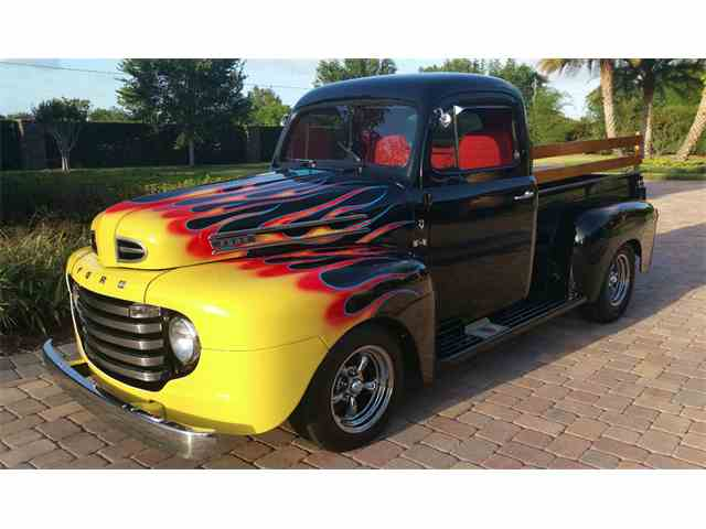 1948 Ford F1 | 816734