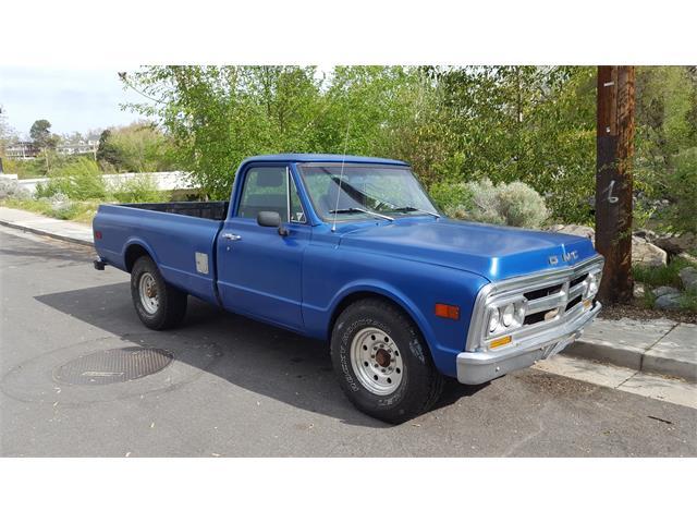 1970 GMC C/K 2500 | 816738