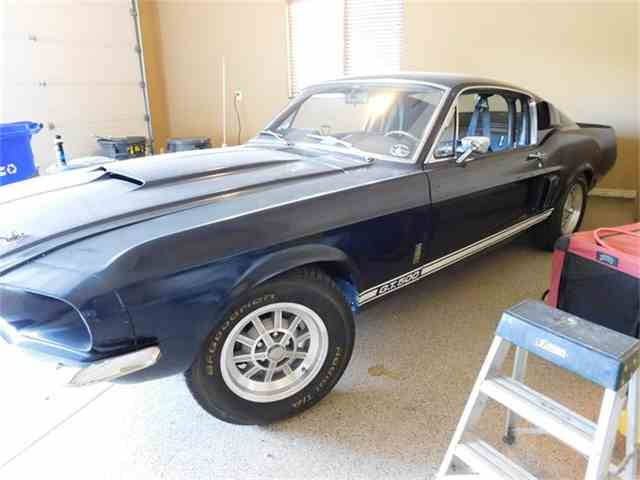 1967 Shelby GT500 | 816739