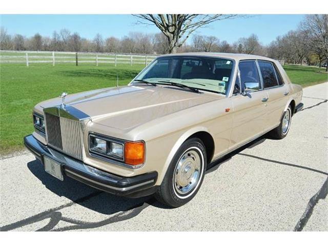 1982 Rolls-Royce Silver Spirit | 816745