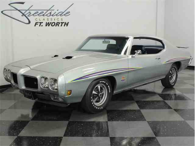 1970 Pontiac GTO (The Judge) | 816755