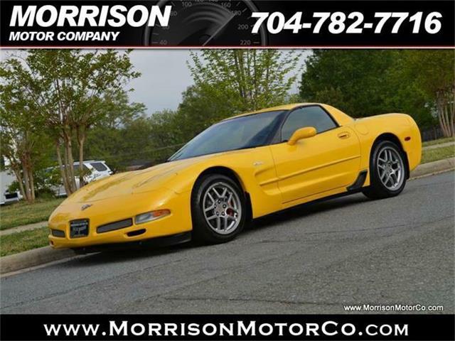 2003 Chevrolet Corvette | 816769