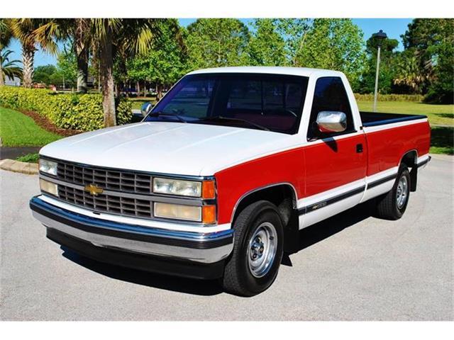 1991 Chevrolet C/K 1500 | 816772