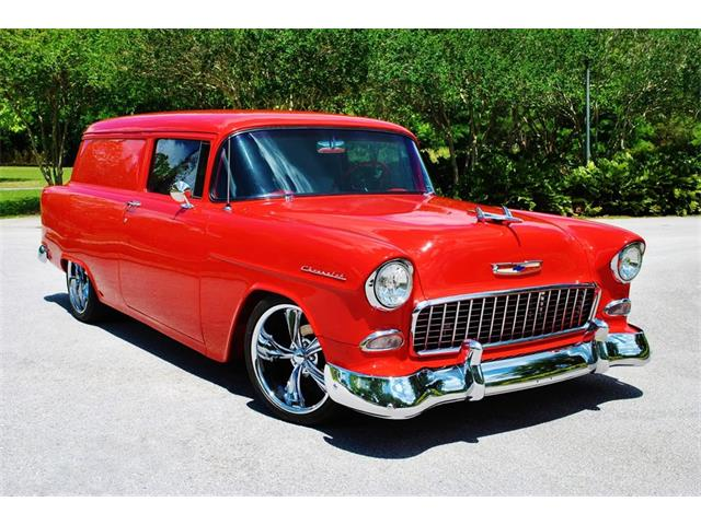 1955 Chevrolet Delivery | 816774