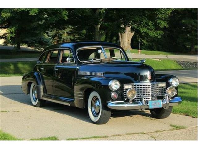1941 Cadillac Series 63 | 816823
