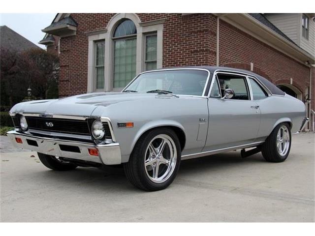 1969 Chevrolet Nova For Sale On Classiccars Com 20
