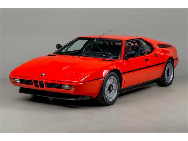 1980 BMW M1   816832
