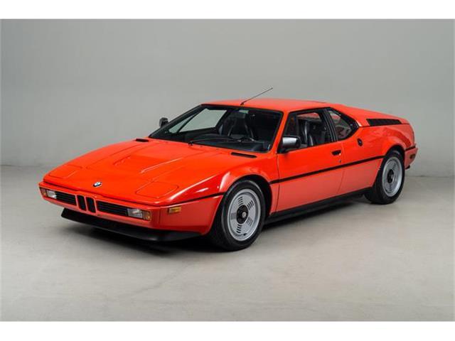 1980 BMW M1 | 816832