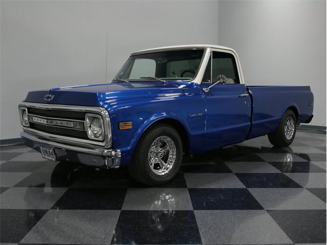 1969 Chevrolet C/K 10   816859
