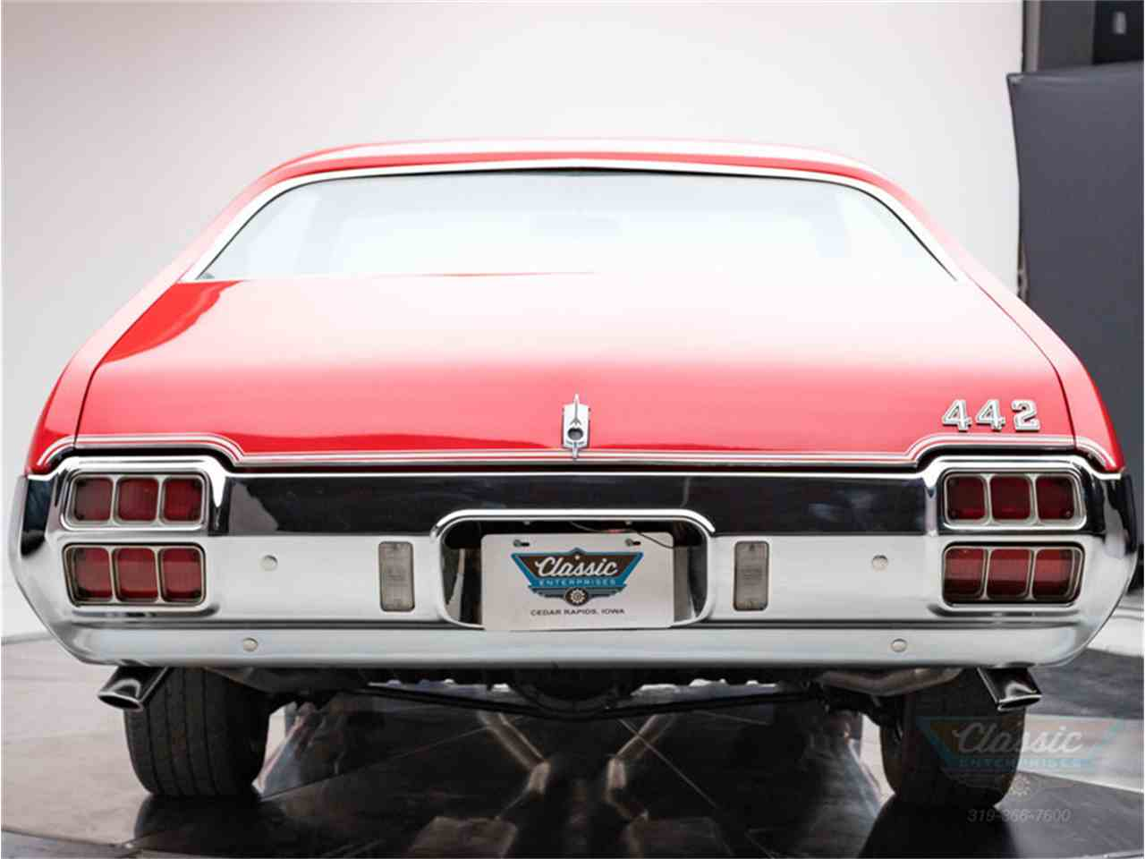 Large Picture of 1972 Oldsmobile Cutlass Offered by Classic Enterprises - HIAM