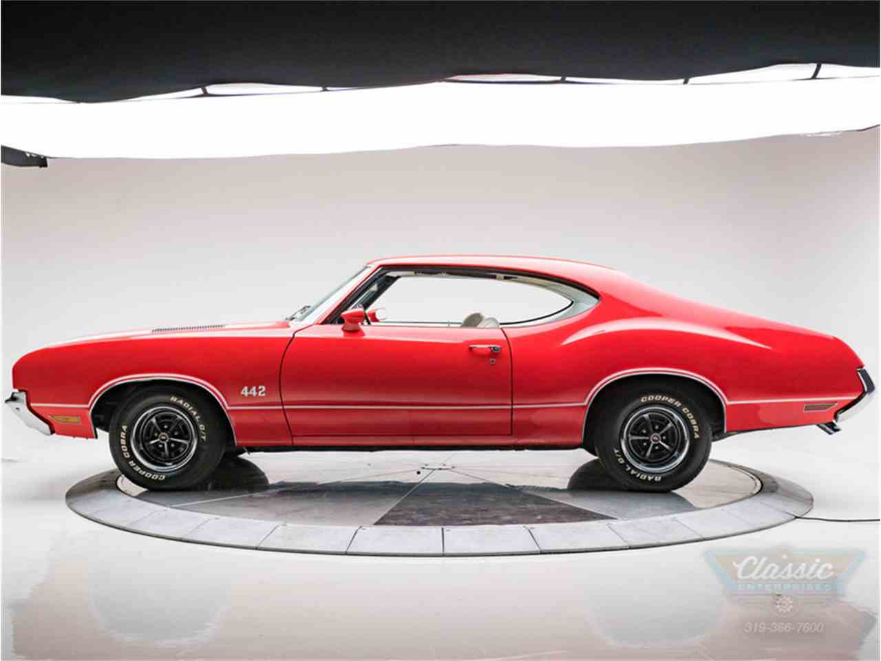 Large Picture of 1972 Oldsmobile Cutlass located in Cedar Rapids Iowa - $28,950.00 Offered by Classic Enterprises - HIAM