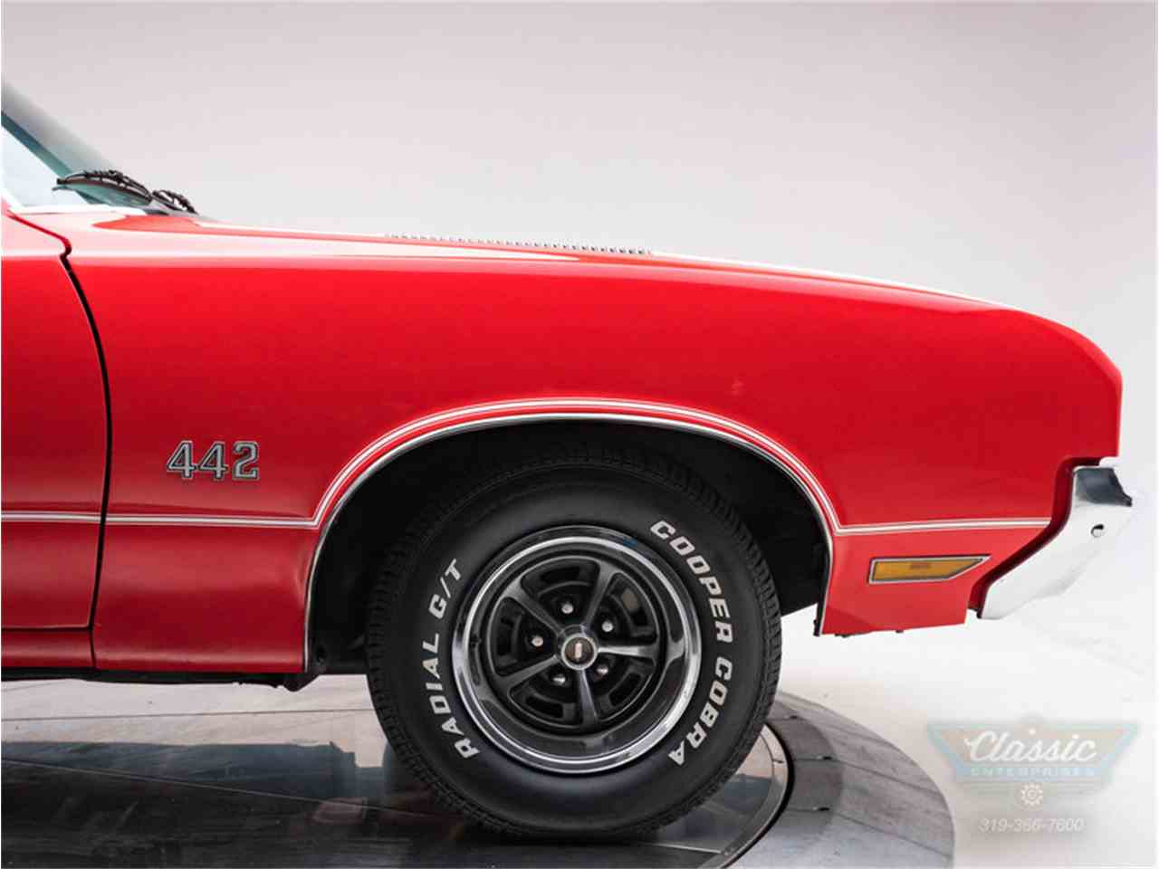 Large Picture of 1972 Oldsmobile Cutlass located in Iowa - $28,950.00 Offered by Classic Enterprises - HIAM