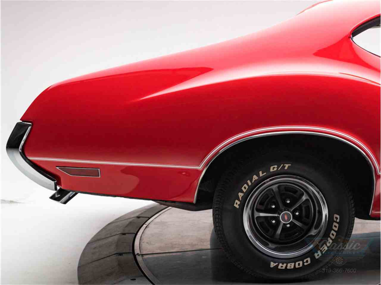 Large Picture of Classic '72 Cutlass Offered by Classic Enterprises - HIAM