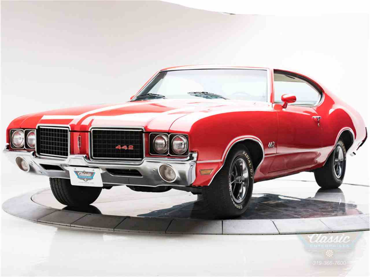 Large Picture of 1972 Cutlass located in Iowa - $28,950.00 Offered by Classic Enterprises - HIAM