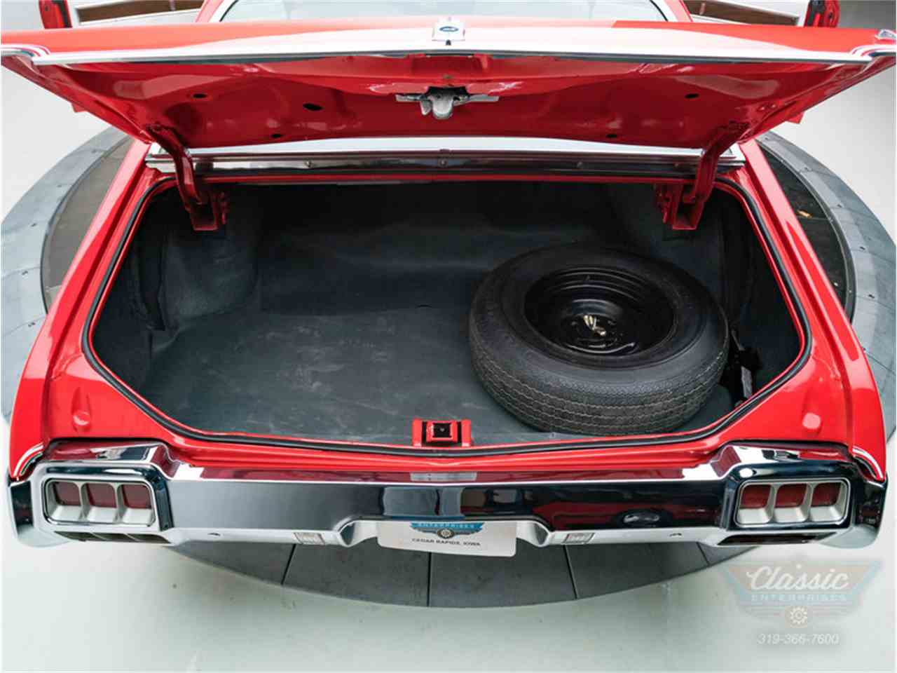 Large Picture of Classic 1972 Oldsmobile Cutlass - $28,950.00 - HIAM