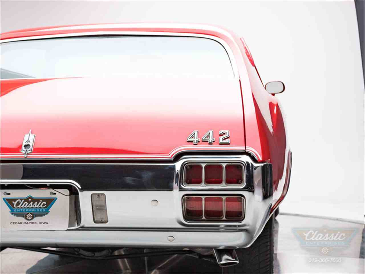 Large Picture of '72 Oldsmobile Cutlass located in Cedar Rapids Iowa Offered by Classic Enterprises - HIAM