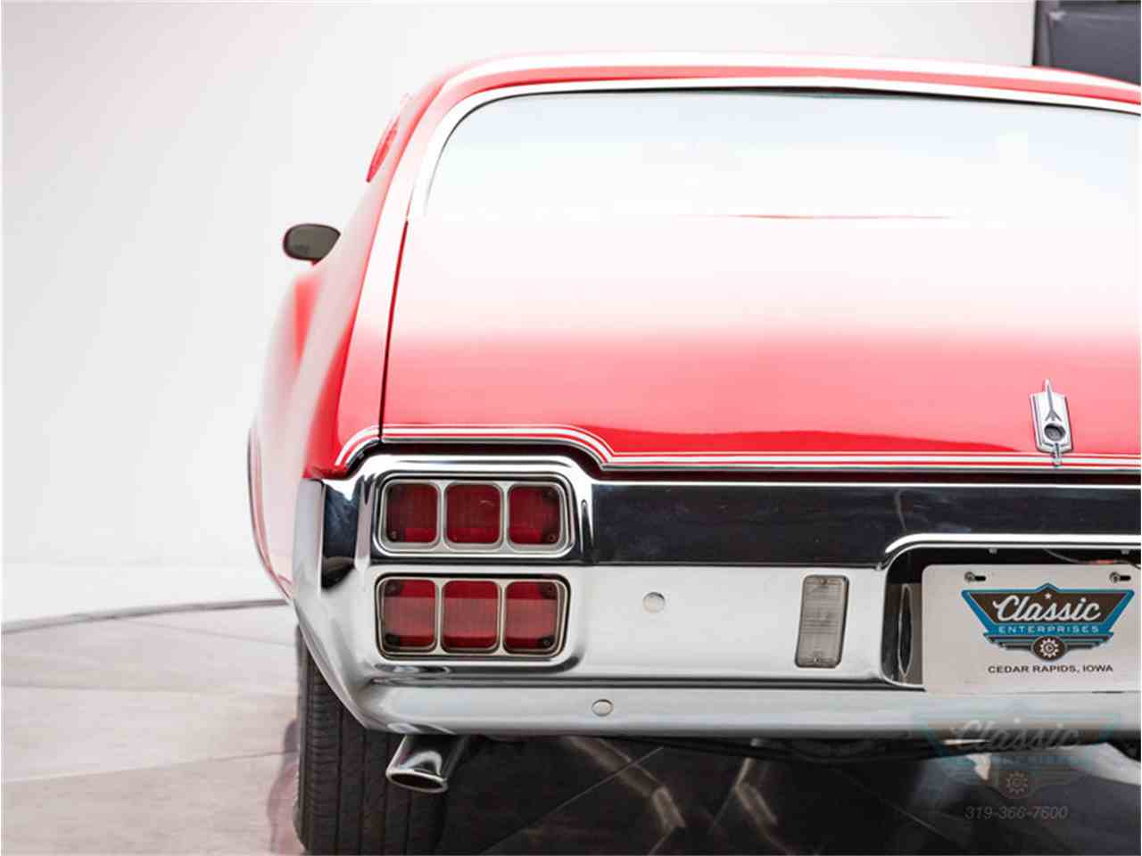 Large Picture of Classic 1972 Oldsmobile Cutlass Offered by Classic Enterprises - HIAM