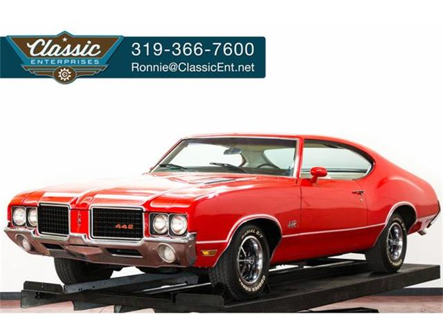1972 Oldsmobile Cutlass | 816862