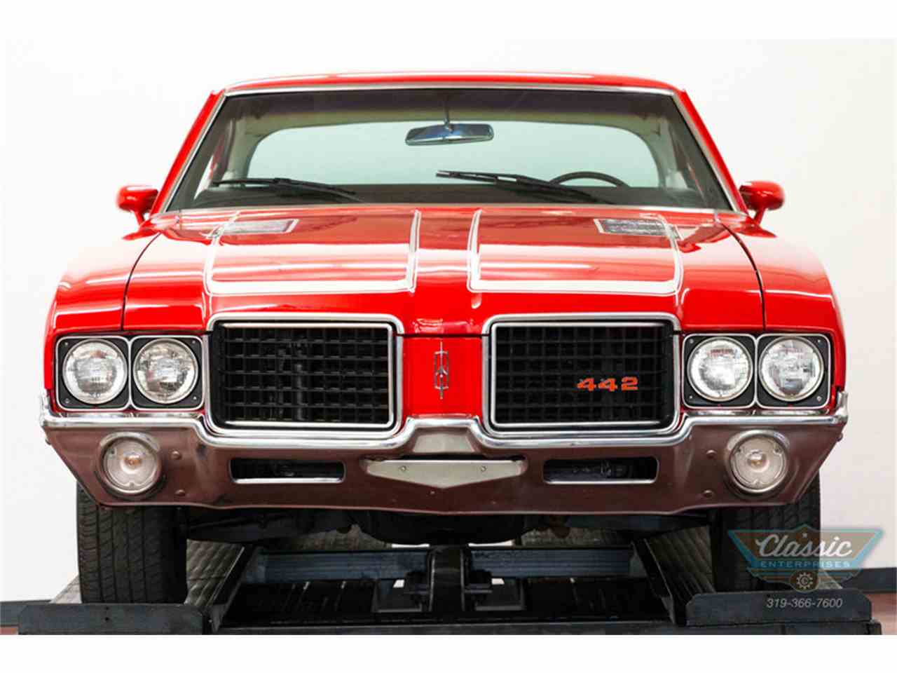Large Picture of Classic '72 Oldsmobile Cutlass located in Iowa Offered by Classic Enterprises - HIAM