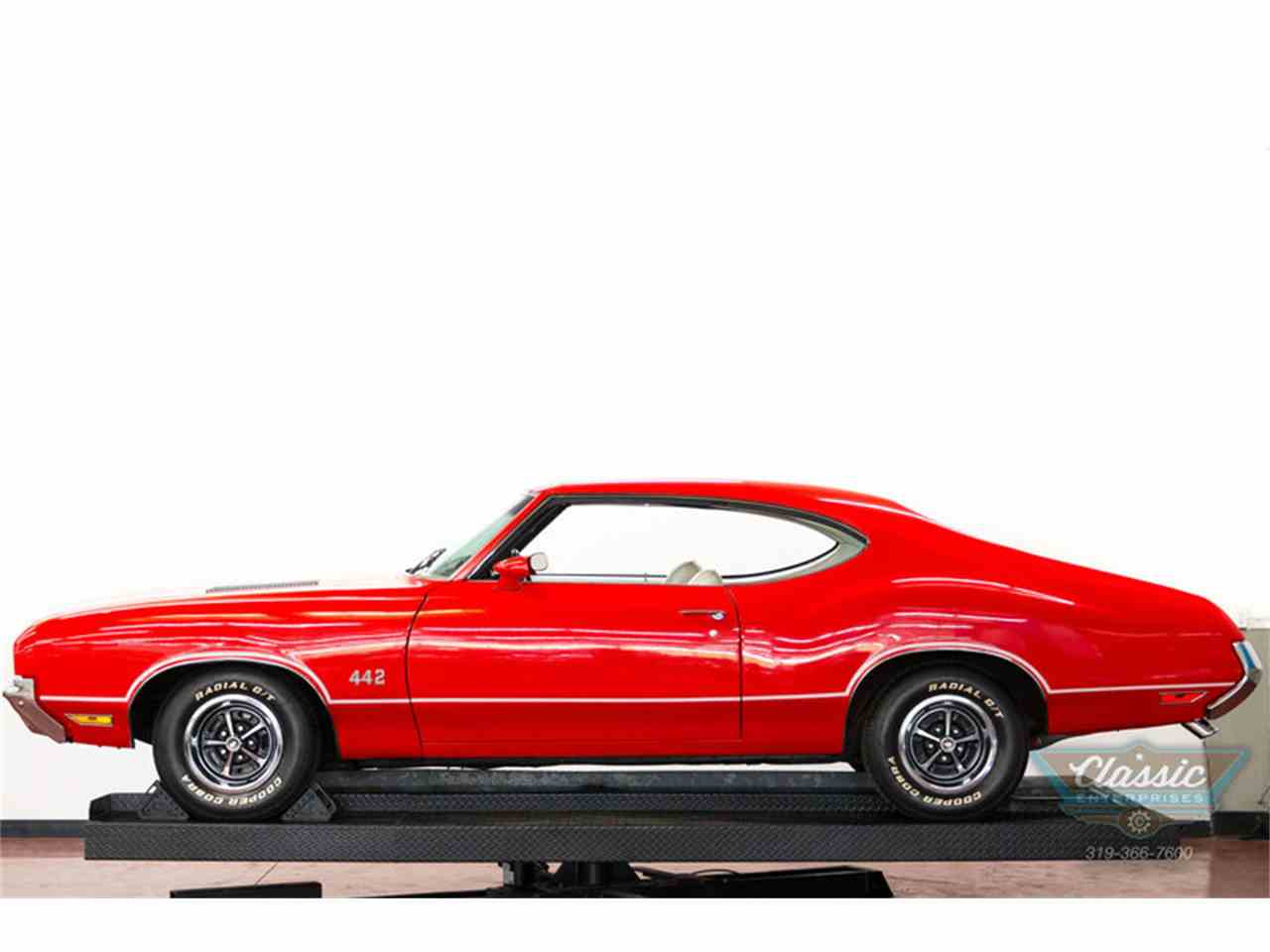Large Picture of Classic '72 Oldsmobile Cutlass Offered by Classic Enterprises - HIAM