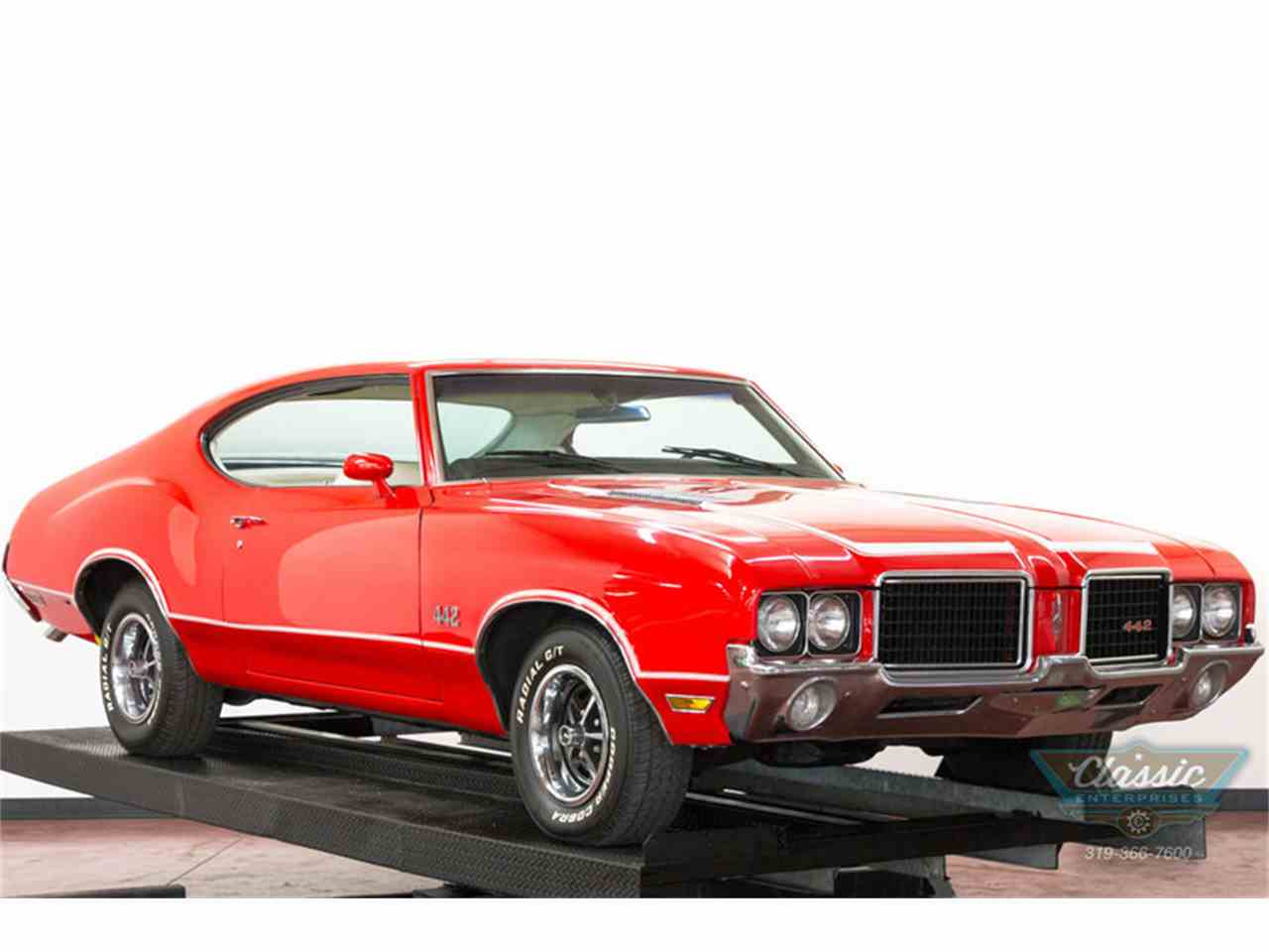 Large Picture of 1972 Oldsmobile Cutlass located in Iowa - $28,950.00 - HIAM