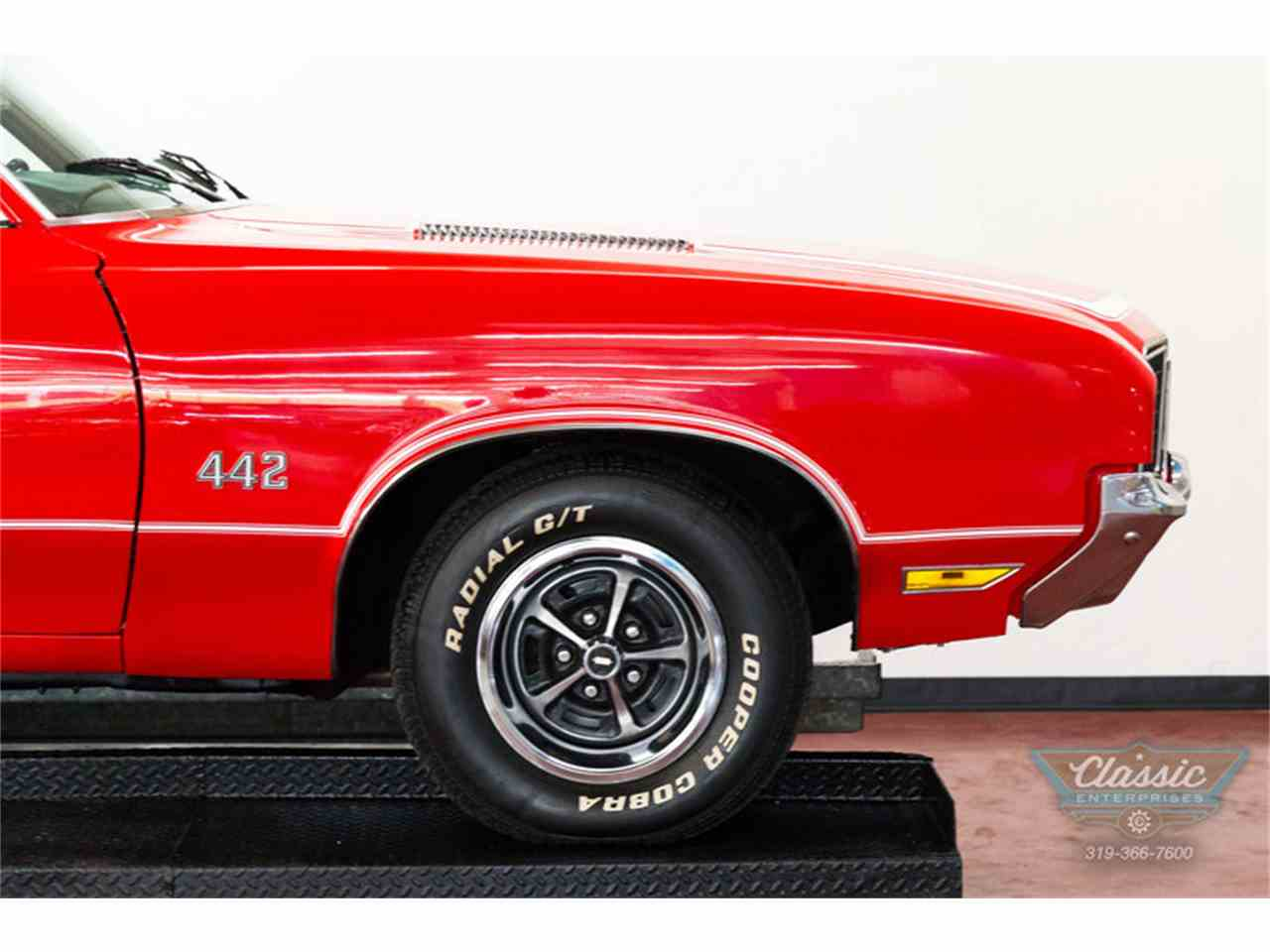 Large Picture of Classic '72 Oldsmobile Cutlass - $28,950.00 - HIAM