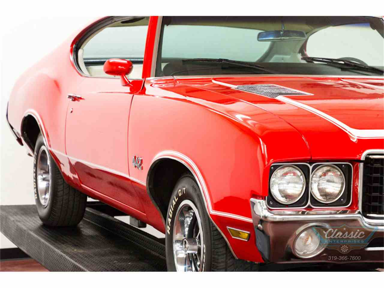 Large Picture of '72 Oldsmobile Cutlass located in Cedar Rapids Iowa - $28,950.00 Offered by Classic Enterprises - HIAM