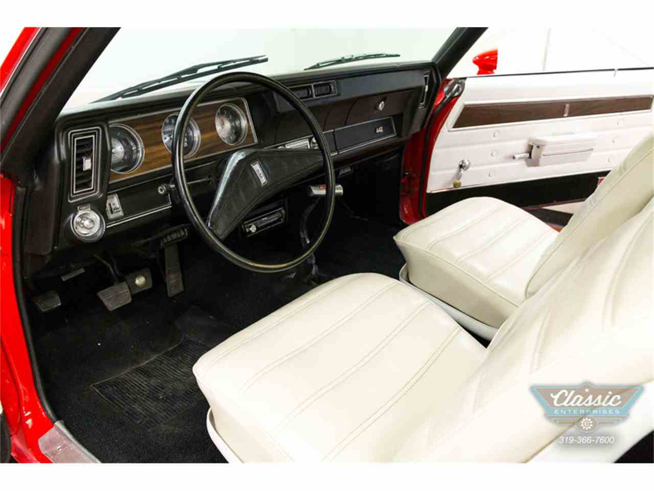 Large Picture of Classic 1972 Oldsmobile Cutlass - HIAM