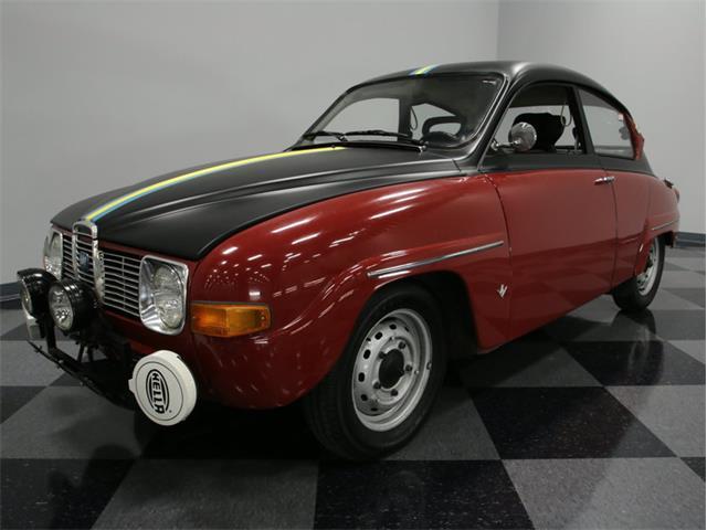 1969 Saab 96 | 816865