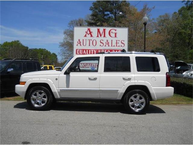 2007 Jeep Commander | 816898