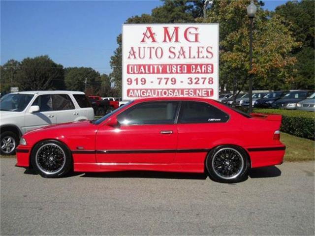 1995 BMW M3 | 816928