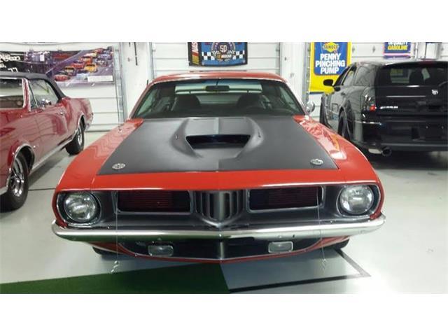 1972 Plymouth Barracuda | 816992