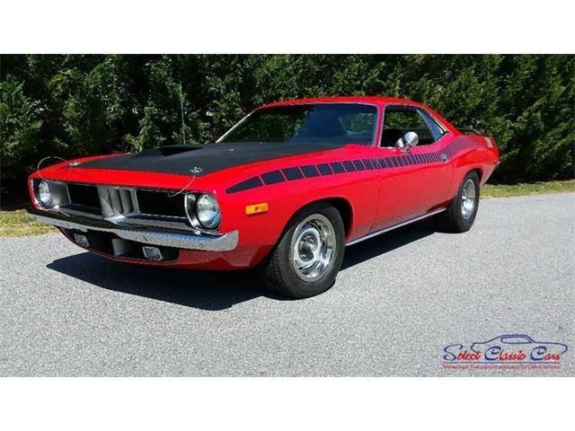 1972 Plymouth Barracuda | 816992