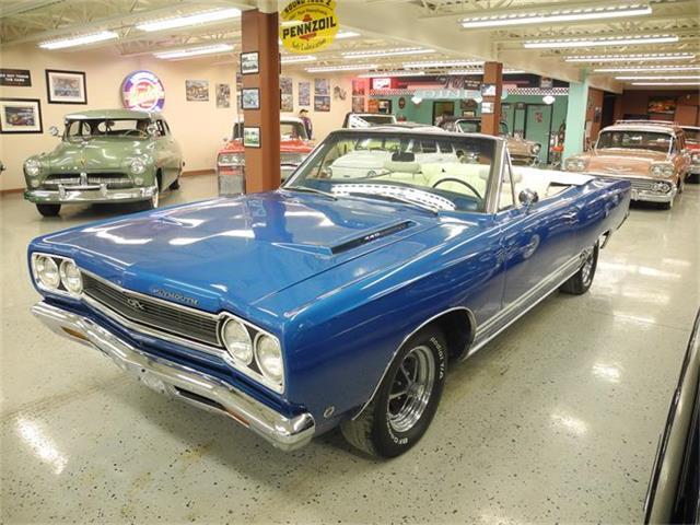 1968 Plymouth GTX | 817155