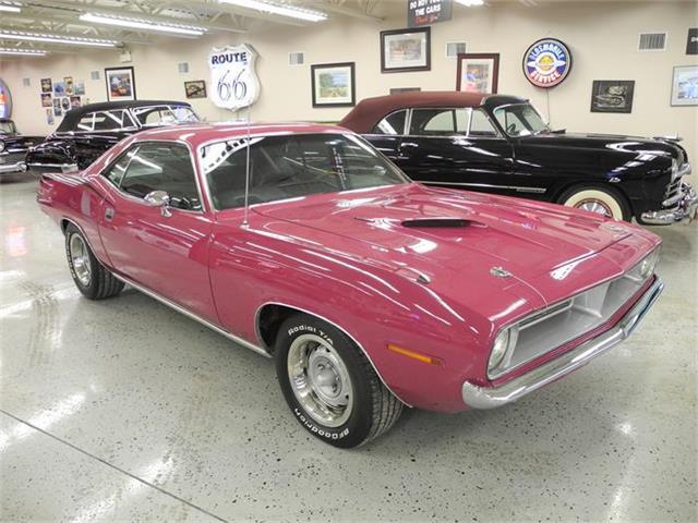 1970 Plymouth Cuda | 817167