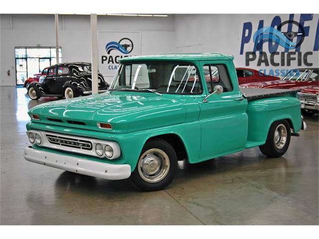 1961 Chevrolet 3100 | 817185