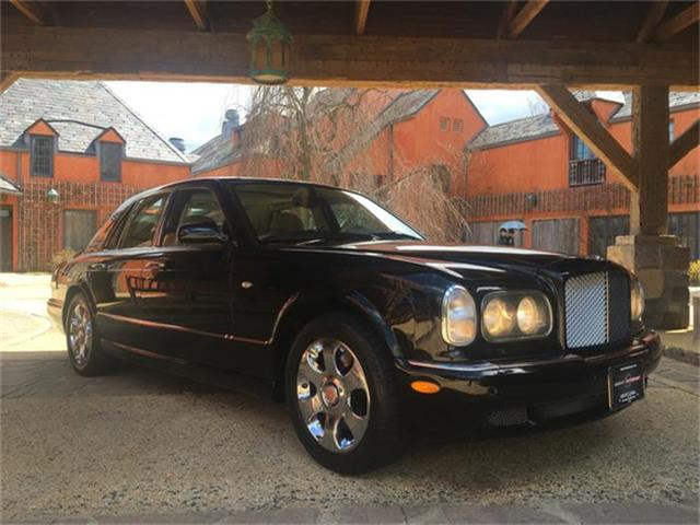 2001 Bentley Arnage | 817210