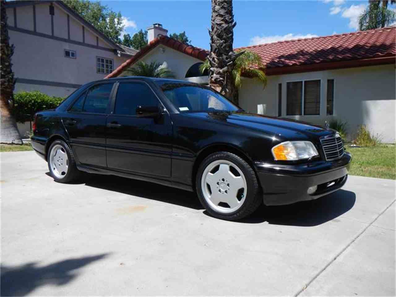 1999 mercedes benz c43 amg for sale cc for Mercedes benz c43 amg