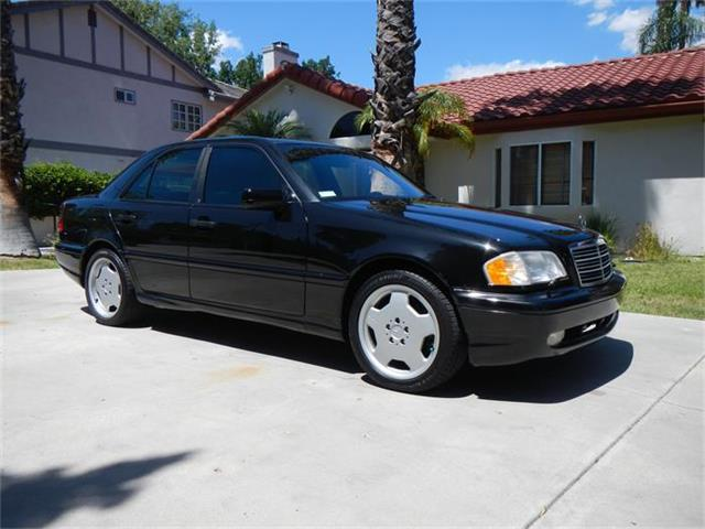 1998 to 2000 mercedes benz c43 amg for sale on classiccars for 1998 mercedes benz c43 amg for sale