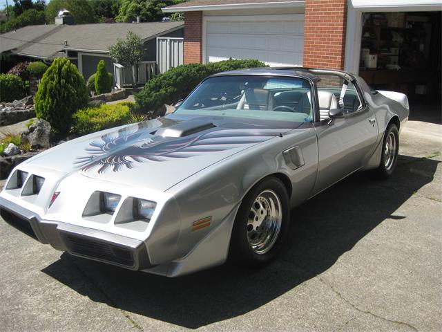 1979 Pontiac Firebird Trans Am | 817245
