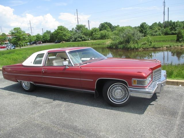 1976 Cadillac Coupe DeVille | 817252