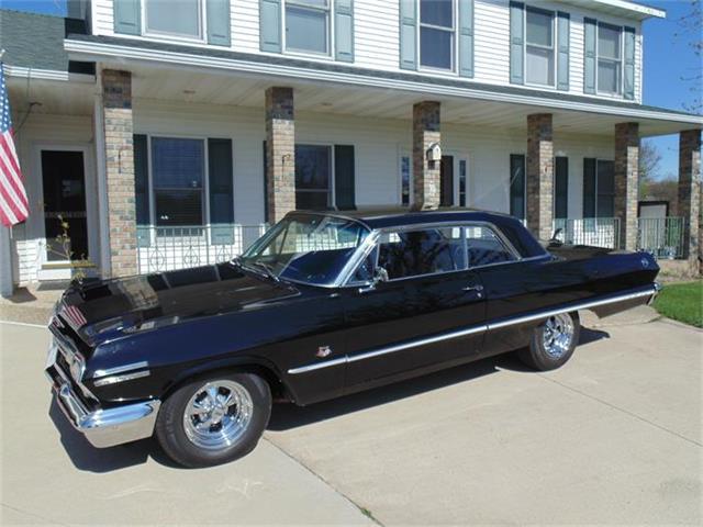 1963 Chevrolet Impala SS | 817253