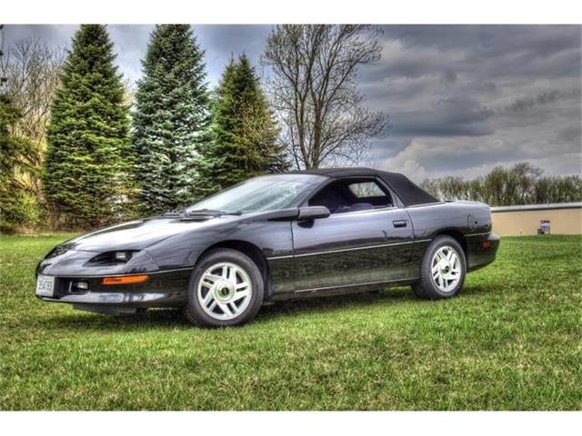 1996 Chevrolet Camaro Z28 | 817256