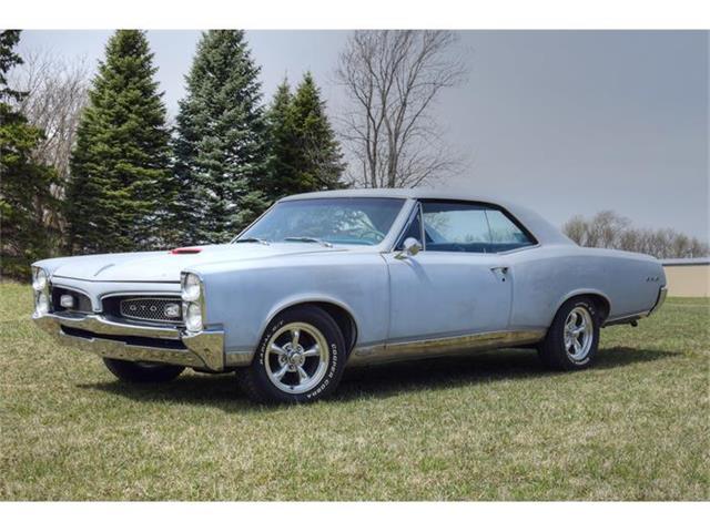 1967 Pontiac GTO | 817259